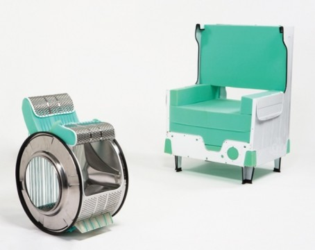 Washing machine chairs 1