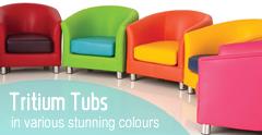 Tritium Tubs