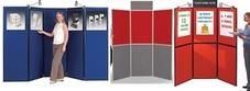 Folding Dispay Panels