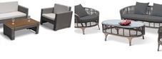 Outdoor Weave Sofa Sets