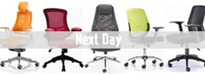Next Day Mesh Operator Chairs