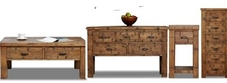 Hatfield Rough Sawn Furniture