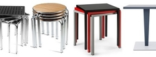 Outdoor Complete Cafe Tables
