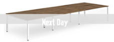 Next Day Revolution Bench Desks