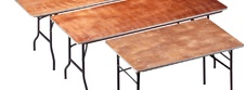 Banqueting Tables