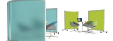 Curved Office Screens