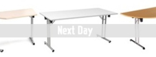 Next Day Detroit Folding Meeting Tables