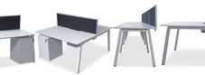 Stylos A Frame Bench Desks