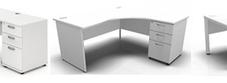 White Corner Desks