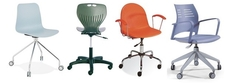 Plastic Swivel Chairs