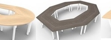 Avalon Stacking Conference Tables