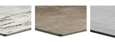 Outdoor Compact Laminate Tops