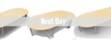 Next Day Advantage Meeting Table Bundles