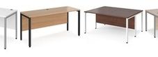 Maestra H-Frame Bench Desks