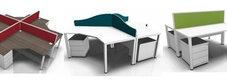 Avalon Bench Desks in 17 colours - Free install