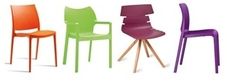 Plastic Chairs Under £50.00