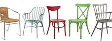 Outdoor Aluminium Chairs