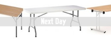 Next Day Folding Meeting Tables