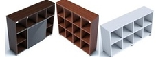 Cubic Executive Bookcases