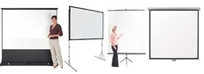 Overhead Projector screens