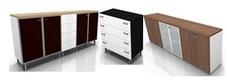 Mega Wooden Storage Cupboards