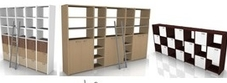 Travidio Executive Bookcases