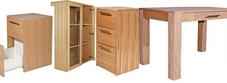 Oxley Oak Veneer Office Furniture