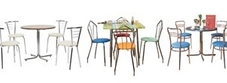 Chrome Bistro Sets