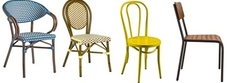 French Bistro Style Chairs