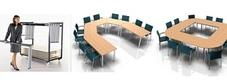 Harley Axis Folding Boardroom Tables