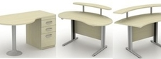 Avalon Plus Reception Desks - Free install