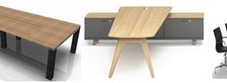 Stream Contemporary Boardroom Tables