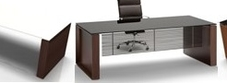 Astral Glass Executive Furniture