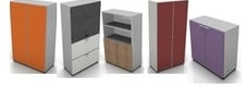 A100 Armadi Wooden Cupboards