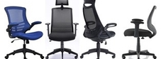 Mesh Office Chairs under £100