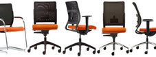 Mesh Office Chairs £100 - £150