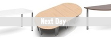 Next Day GM Meeting Tables