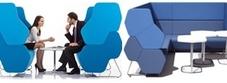 Hexy Landscpape Modular Seating