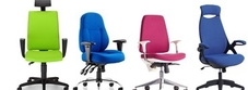 Operator Office Chairs  £100- £200