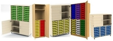 Combi Tray Storage