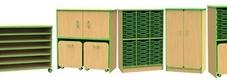Edge Style Classroom Storage