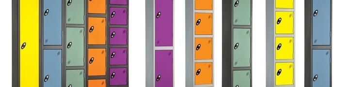 Colour Plus Lockers