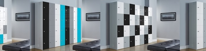 Gloss Door Lockers