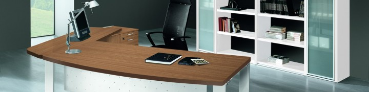 GalaxyX Ring Executive Glass Office Furniture