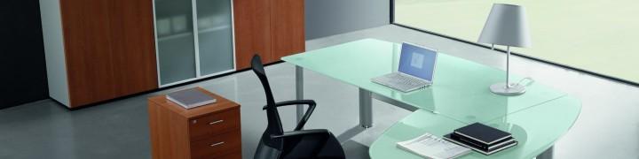 X3 Next Executive Glass Furniture