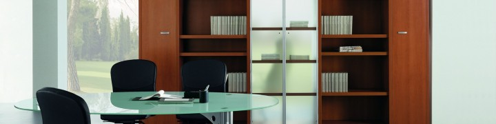 X3 Still Glass Executive Furniture