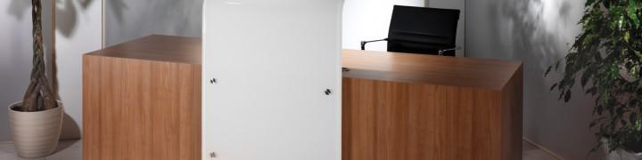 Evolution Classic Reception Desks