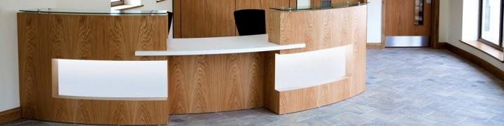 Xpression Reception Desks