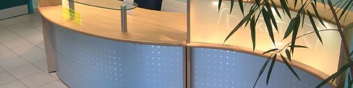 Vista Reception Desks