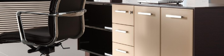 Astral Executive Cupboards and Credenzas